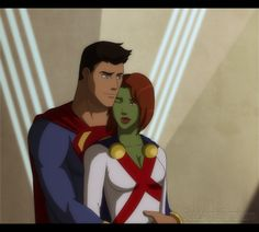 Superboy and Miss Martian possibilities