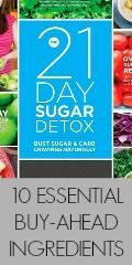 It seems as though everyone is doing some sort of detox diet today, from lemonade to cayenne pepper and also the sugar detox diet. While detoxing your body is one of the best things you can do to improve your overall health, detoxing in the wrong way can actually lead to problems instead of improving your situation. Let's face it, sugar is one of the most addictive substances on earth. We put it in our coffee first... FULL ARTICLE…