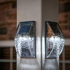 innogear upgraded solar lights 2in1 waterproof outdoor landscape lighting spotlight wall light auto onoff for yard garden driveway pathway pool u2026