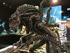 Giger Alien, Fair Grounds, Studio, Studios