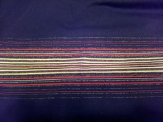 Black XLT NWT golf Shirt with stripes of red white tan beige & pocket big & tall #StJohnsBay #PoloRugby