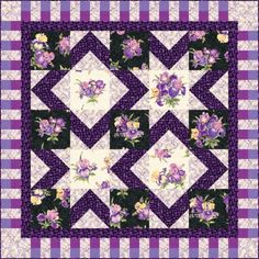 Ann Lauer's newest collection, Irresistible Iris, is bold, bright, and beautiful! While irises take center stage, the coordinates themselve...