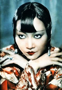 Timeless icon!! #WCW #AnnaMayWong https://www.instagram.com/p/BD2_oJMoast/ #WomancrushWednesday