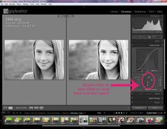How to use the Magic Brush in #Lightroom. @Gayle Vehar @Laura Thomas {Pretty Presets}