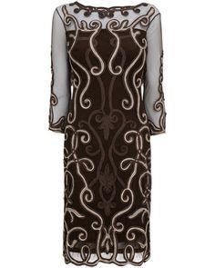 Freya Tapework Dress