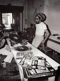 BOB MARLEY, '79