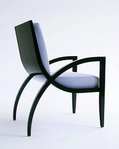 "Materials: Macassar Ebony, Dimensions: 23""W x 23""D x 36""H (SH 18"")  Fabric: C.O.M."