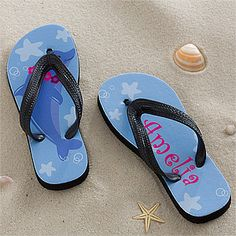 0ae0552fa Flip Flop Sandals  McCainAllGood Personalized Flip Flops