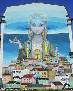 Kiev. #streetart