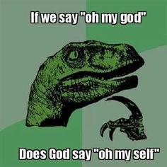 Lizard's talking@@