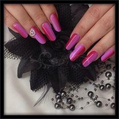New Style Nails Ombre Farbverläufe auf Nägel overlays