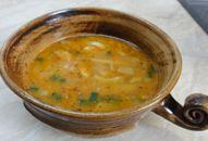 Polévka z hlívy ústřičné (falešná dršťková)