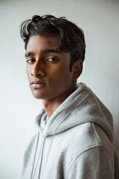 Character: Ottavius Hamdan (model Jeenu Mahadevan by Alexander Norheim) Portrait Inspiration, Character Inspiration, Beautiful Men, Beautiful People, 3 4 Face, Human Reference, Character Reference, Interesting Faces, Drawing People