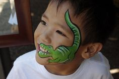 face painting !!