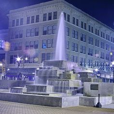 Park Central Square, Springfield, MO