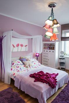 Family House - Girl's Bedroom / Okouzlující rodinný dům – Lelekovice - www.homestaging.cz / https://www.facebook.com/home.staging.prague
