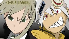 Soul Eater: Soul and Maka by kimikissu07.deviantart.com on @deviantART