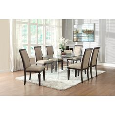 Woodhaven Hill Alouette Dining Table You'll Love | Wayfair