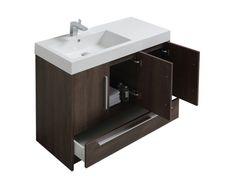 Meuble-lavabo 39 x 18 pouces - Meubles-lavabos vanités - Mobiliers de salle de bain - Salles de bain - Produits - Bain Dépôt