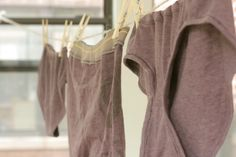 sewing underwear: the (free)pattern