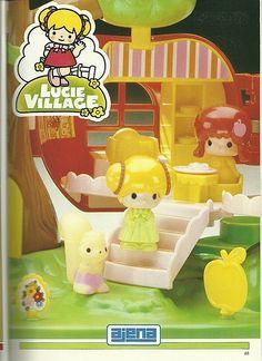 Lucie Village / Koeda Chan (AJENA) 1982