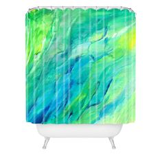 Rosie Brown The Sea Shower Curtain | DENY Designs Home Accessories