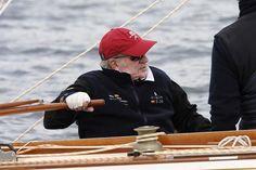 El rey Juan Carlos vuelve a competir