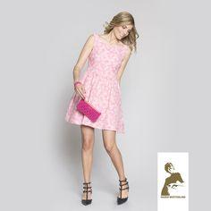 Dress Yvonne in pink Maria Westerlind Spring Summer 2016, Ss16, My Wardrobe, Summer Dresses, Pink, Collection, Fashion, Moda, Summer Sundresses