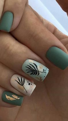 Coffin Nails Designs Summer, Cute Acrylic Nail Designs, Creative Nail Designs, Cute Acrylic Nails, Chic Nails, Stylish Nails, Swag Nails, Cute Spring Nails, Pretty Nail Art