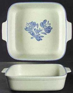 Pfaltzgraff Yorktowne (USA), Kitty Bowl, $49.99 at Replacements, Ltd ...
