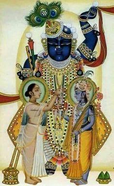 Radha Krishna Wallpaper, Radha Krishna Images, Krishna Love, Krishna Art, Lord Krishna, Tanjore Painting, Krishna Painting, Diy Interior Painting, Sumo