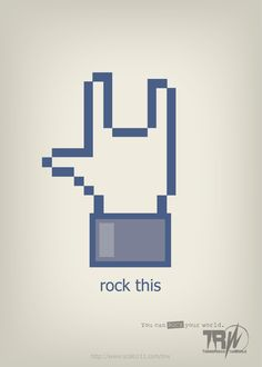I rock and you?