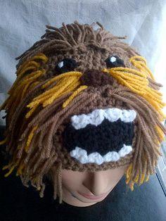 (4) Name: 'Crocheting : Crochet Chewy Hat Pattern