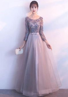 15 Ideas Party Dress Muslim Prom Source by hannaharsy dresses. 15 Ideas Party Dress Muslim Prom Source by hannaharsy dresses muslim Muslim Prom Dress, Hijab Prom Dress, Homecoming Dresses, Dress Outfits, Fashion Dresses, Bridesmaid Dresses, Hijab Gown, Prom Dresses Long With Sleeves, Nice Dresses