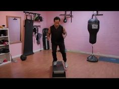 Examples of Agility Exercises : Workout for Fitness & Speed - YouTube