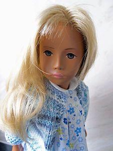 60s Gotz Sasha Serie doll blond - vintage | eBay ~ Gotz (rather than Trendon, UK) Sasha, £320 with 10 hours to go or £460 buy it now