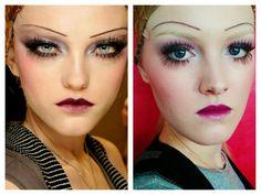 Fashion makeup-Lenka