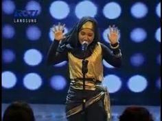 Fatin Shidqia Lubis: X-Factor Indonesia - Diamond (Rihanna) 15 Februari 2013