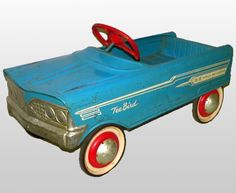 Antique Murray 'T- Bird' Childs Toy Pedal Car