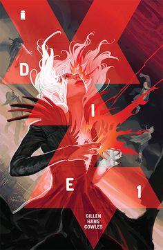 DIE #6 Stephanie Hans Cover A Variant Image Comic Book 2019 Gillen Hans NM