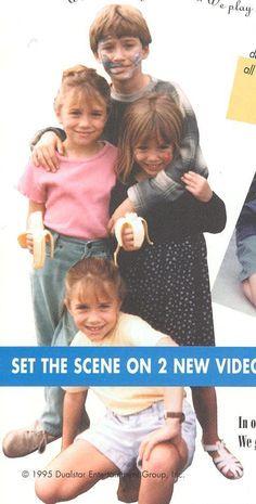 Mary Kate Ashley, Mary Kate Olsen, Elizabeth Olsen, Olsen Sister, Olsen Twins, It Takes Two, Ashley Olsen, Full House, Aesthetic Vintage