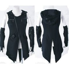 Vest and gotlets Cosplay Outfits, Anime Outfits, Moda Pop, Cyberpunk Fashion, Drawing Clothes, Mens Fashion, Fashion Outfits, Character Outfits, Costume Design