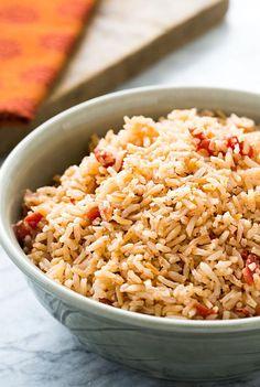Rice Recipes, Lunch Recipes, New Recipes, Breakfast Recipes, Dinner Recipes, Cooking Recipes, Favorite Recipes, Healthy Recipes, Flour Recipes