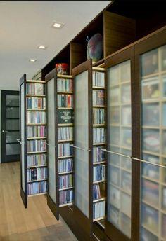 Librero cajones