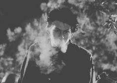 gif gifs film Black and White movies movie vintage Smoking films 80's movie gifs Heathers Jason Dean christian slater