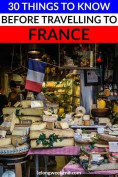 you're planning a trip to France, be sure to read this first! Everything you need to know before travelling to France.If you're planning a trip to France, be sure to read this first! Everything you need to know before travelling to France. Backpacking Europe, Europe Travel Guide, Travel Tours, Europe Destinations, Paris Travel, France Travel, Traveling To France, France Map, Paris France