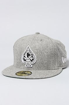 428daa36c55 Crooks   Castles The Monogram Spades Fitted
