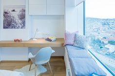 Dvojizbový apartmán, Panoramacity, Bratislava | RULES architekti