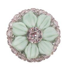 Unique Cabinet Knob Swarovski Crystal/Decorative by ArtfulSparkle