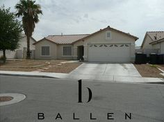 Lori Ballen presents: Amberwood Estates Home for Sale | 5304 ACACIA GROVE ST North Las Vegas NV 89031 | This is a beautiful one-story home that was built in 1996 features 3 bedroom, 3 bath home has 1,462 square feet of living space and a lot size of 6,098 square feet. It has a 2 car, attached garage. The front yard features desert landscaping.